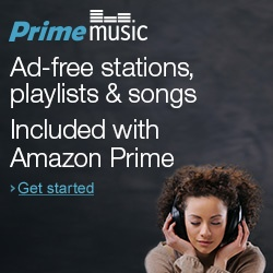 Amazon prime music shopping