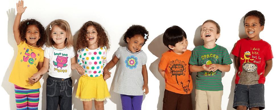 kids clothes shops