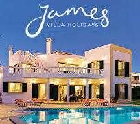 James Villa holiday rentals