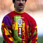 David Seaman worst England kit
