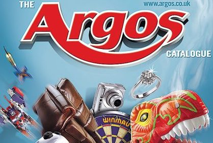 shopping at argos