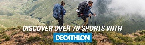 Decathlon sports shop