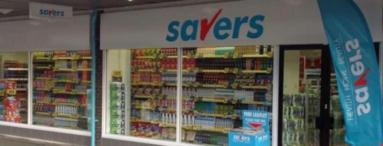 savers shop