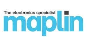 Maplin electronics shop