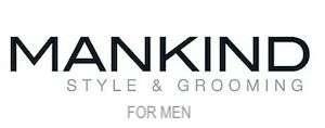 Mankind mens grooming