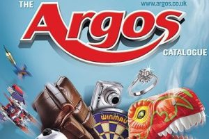 shopping at argos