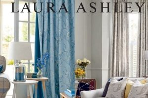 Laura Ashley home interiors